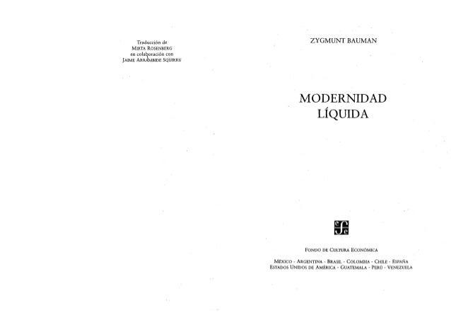 Bauman  zygmunt_-_modernidad_liquida