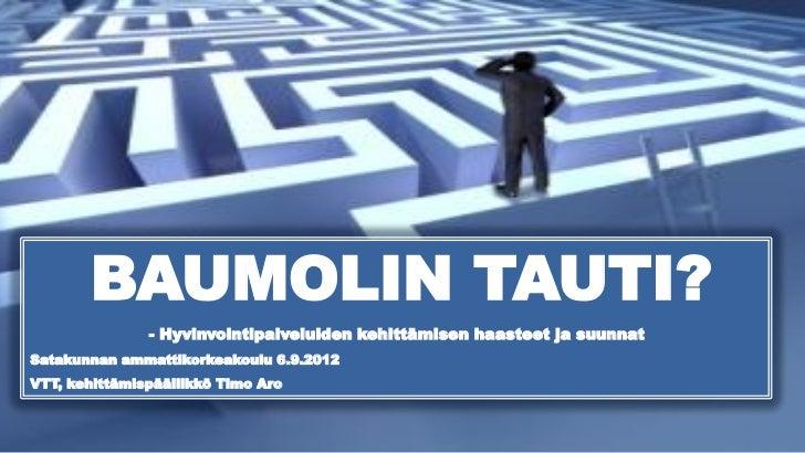 Baumolin Tauti