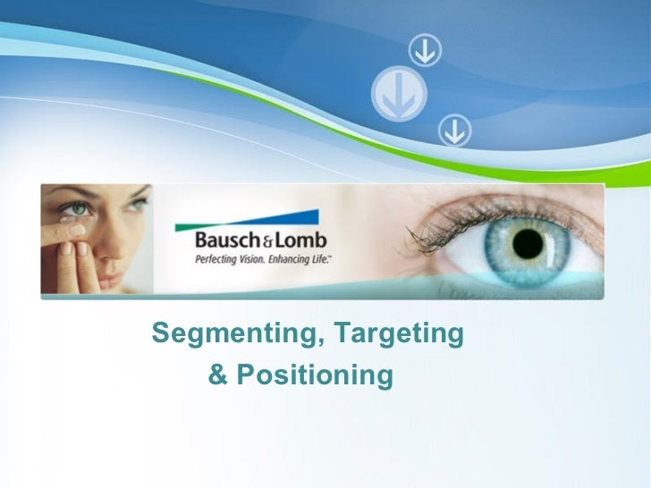 Segmenting, Targeting   & Positioning      Powerpoint Templates                             Page 1