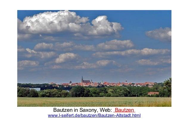 Bautzen in Saxony, Web: Bautzenwww.l-seifert.de/bautzen/Bautzen-Altstadt.html