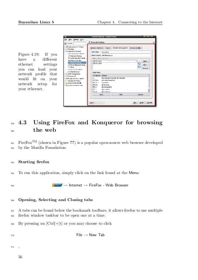 Bayanihan linux 5_manual