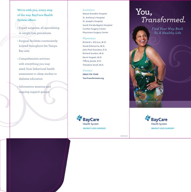 We're with you, every step of the way. BayCare Health                                       Locations                     ...