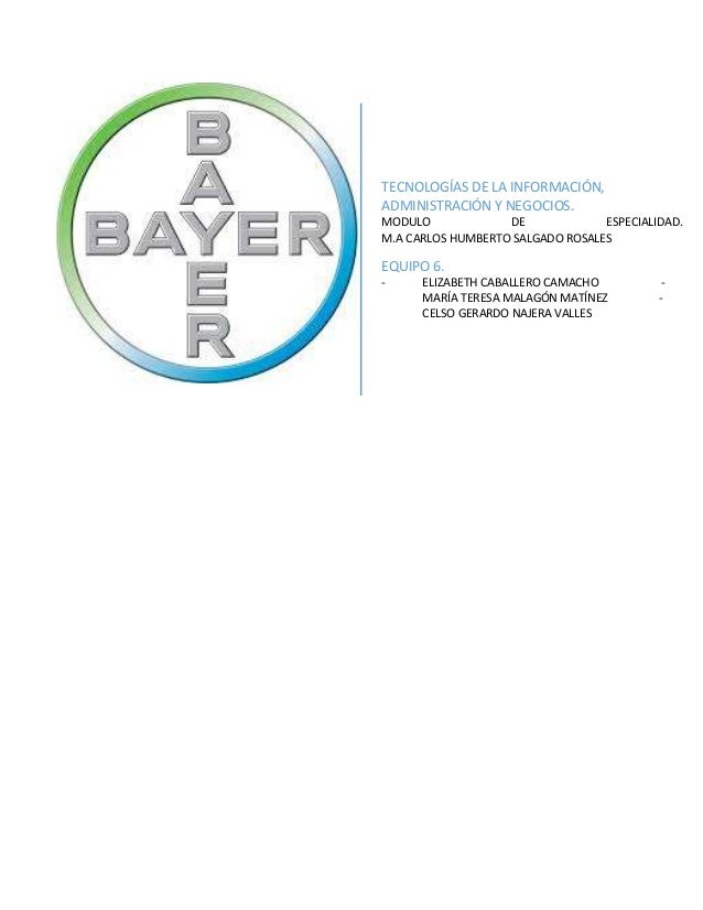 Bayer, proceso clave