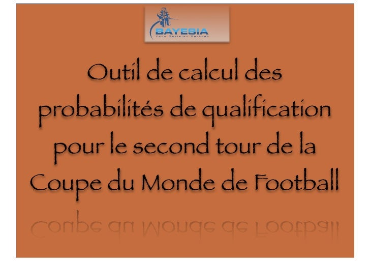 Pronostics coupe du monde 2010 mode d 39 emploi - Qualification coupe du monde resultat ...