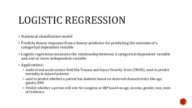 Bayes Theorem And Logistic Regression