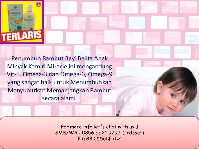 Jual Minyak Kemiri Untuk Bayi 0856 5521 9797 Indosat