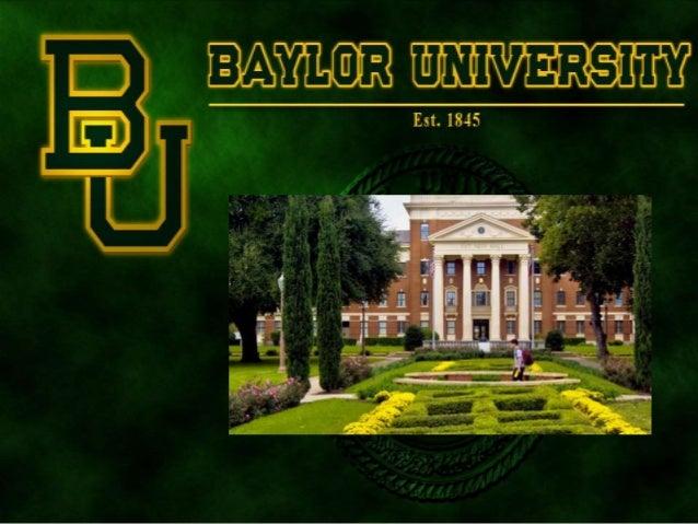 Baylor University dating