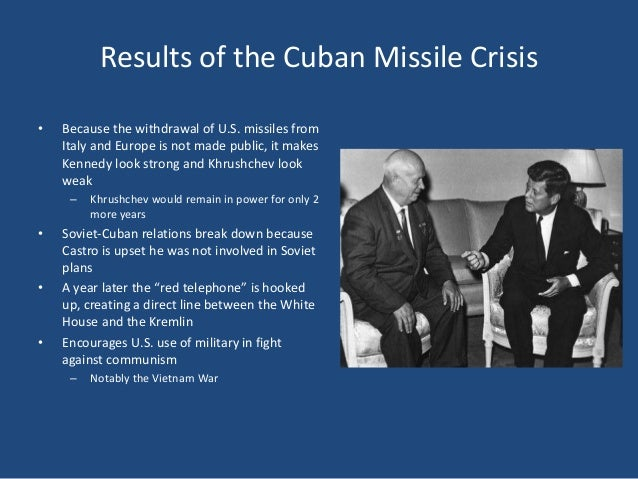 relationship between bay of pigs and cuban missile crisis photos