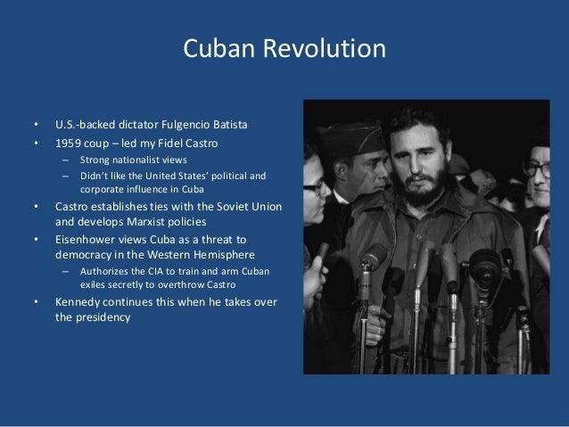 Fidel Castro 1959 Cuban Revolution Bay of pigs cuban miss...