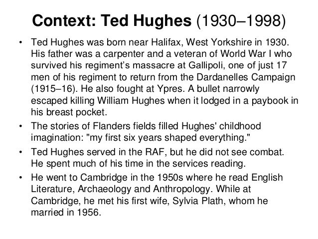 bayonet charge ted hughes poem analysis Ted hughes - 'bayonet charge' - annotation annotation prompts for ted hughes' 'bayonet charge' 'bayonet charge' is a poem that.