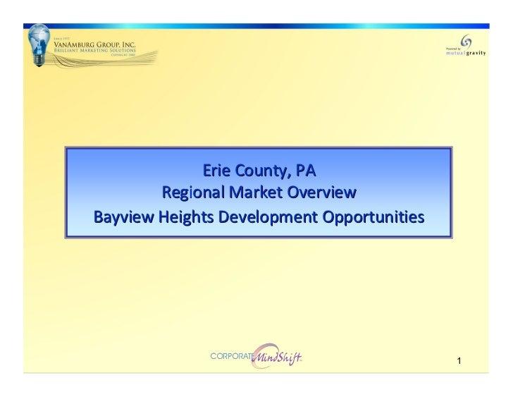 .     http://VanAmburgGroup.com                                              Erie County, PA                              ...