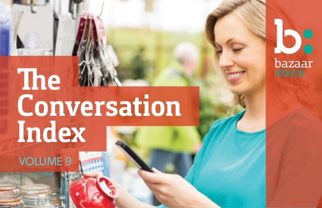 The Conversation Index VOLUME 9