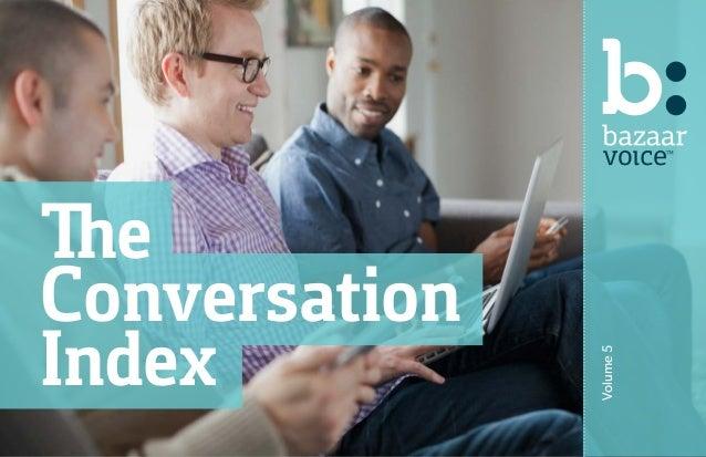 TheConversationIndex               Volume 5