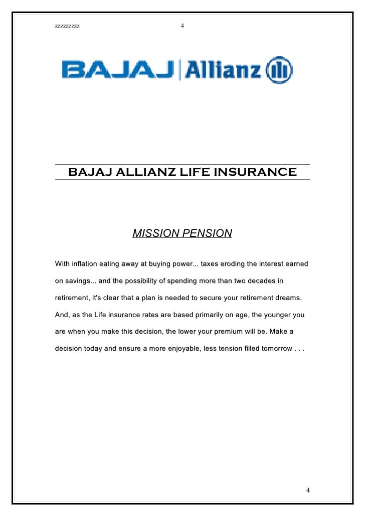 bazaz allianz project Bajaj allianz general insurance company - median salary by job - get a free  salary comparison based  [+], project manager, information technology (it) (2) .
