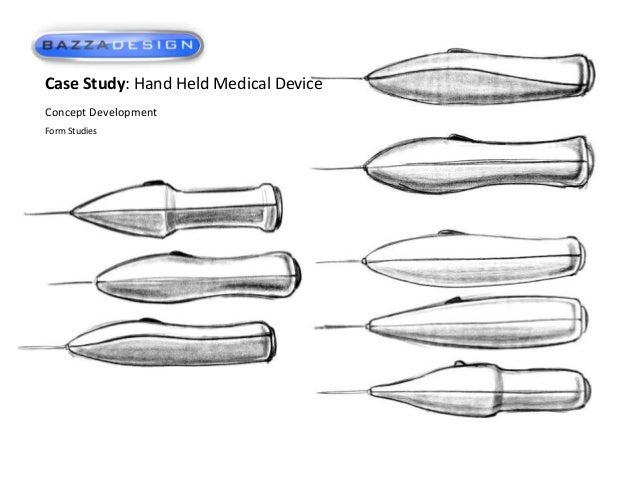 case studies medical devices The example of a spinal pedicle screw 510k submission was used for this indications for use case study.