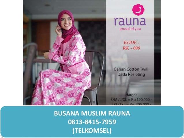 Baju Muslim Wanita Ukuran Xxl 0813 8415 7959 TELKOMSEL