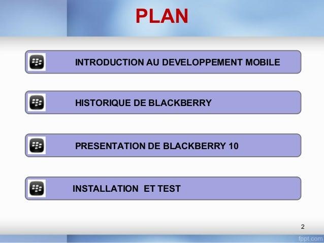 BlackBerry 10 Slide 2