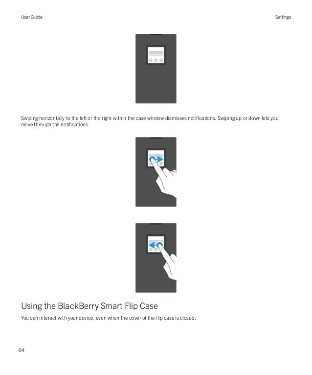 Blacberry Priv User Guide