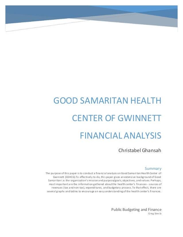 Good Samaritan Health Center Of Gwinnett | Autos Post