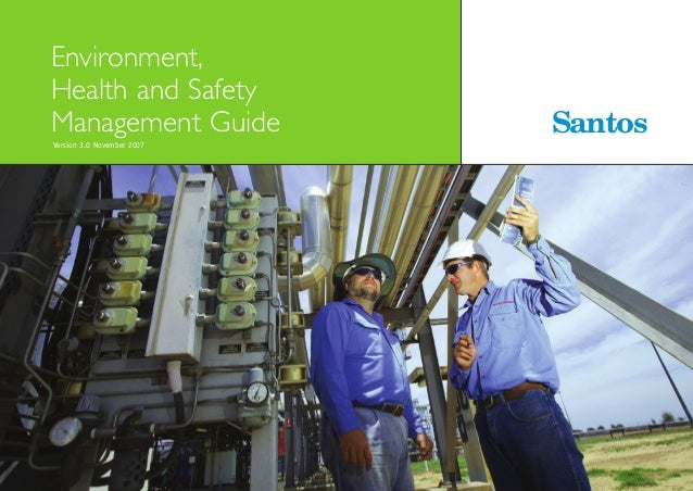 EHSMS_V3.1   28/6/07   2:59 PM   Page 1             Environment,             Health and Safety             Management Guid...