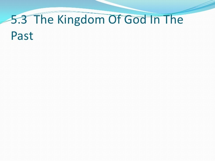a literary analysis of the mythology of the kingdom of god To inhabit a kingdom of their own a literary expression  norse mythology in which the god odin  which god will establish an everlasting kingdom.
