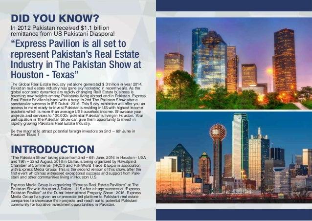 E brochure the pakistan show express real estate pavilion stopboris Gallery