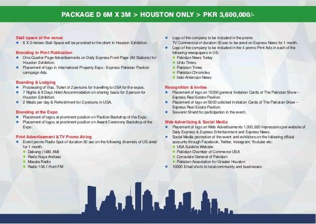 E brochure the pakistan show express real estate pavilion 9 stopboris Gallery