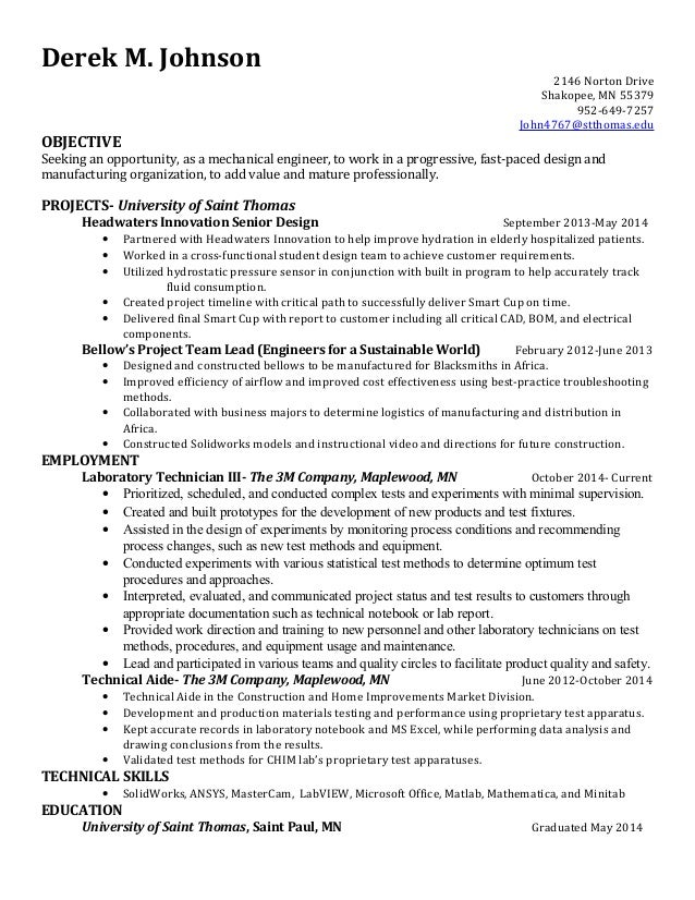 sample lab technician resume converza co
