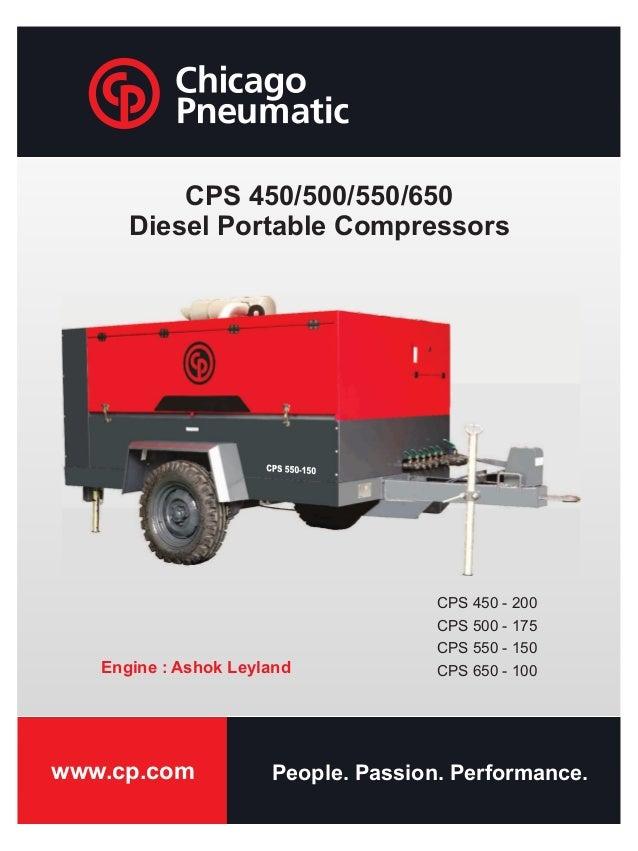 Compressor Leaflet
