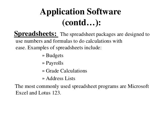 introduction to computer application and systems essay Application software is a single or group of programs that allow access for specific tasks to be performed users of a computer should familiarize themselves with the variety of applications that are available.
