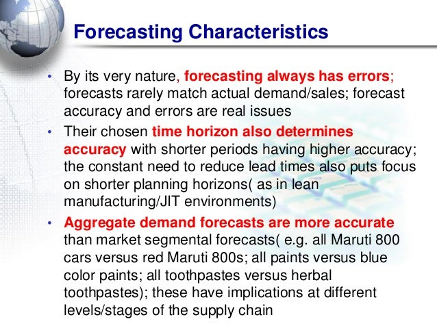 forecasting method justification of toothpaste 6-17-2001 combining forecasts j scott armstrong university of pennsylvania,  use different forecasting methods the more that data and methods differ, the greater the expected improvement in  say toothpaste, or whether to forecast each type of toothpaste by flavor and package size then, add them up.