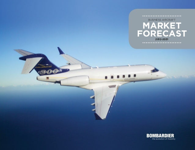 business Aircraftmarketforecast2012-2031