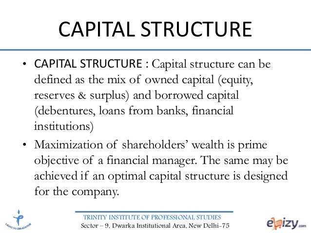 prime objective of a company shareholders wealth maximization Human resource financial management prime function from 'profit maximization' to 'shareholder wealth maximization' its prime objective is to provide.