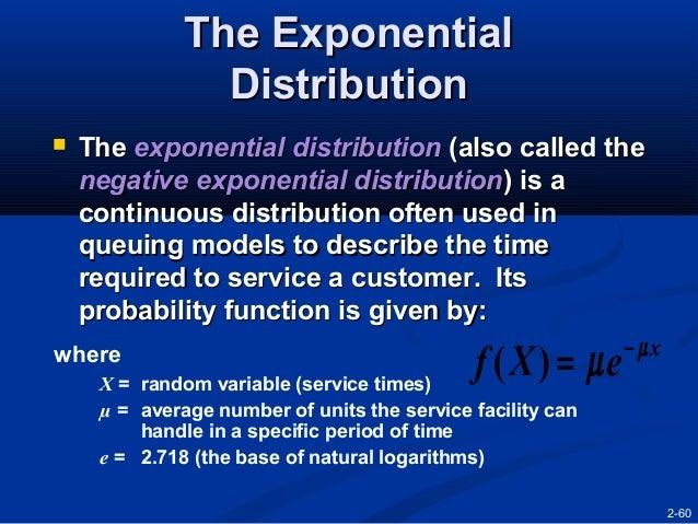 Bba 3274 qm week 3 probability distribution