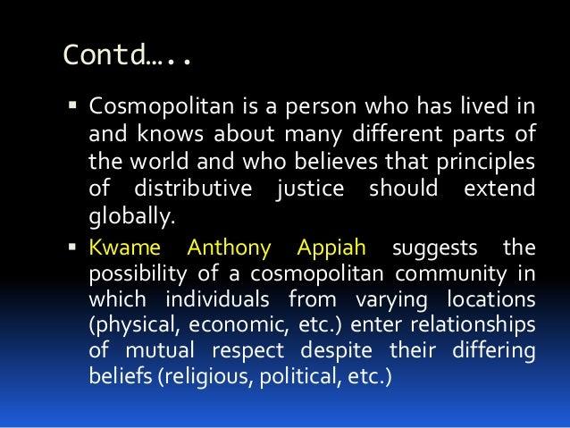 cosmopolitanism pdf