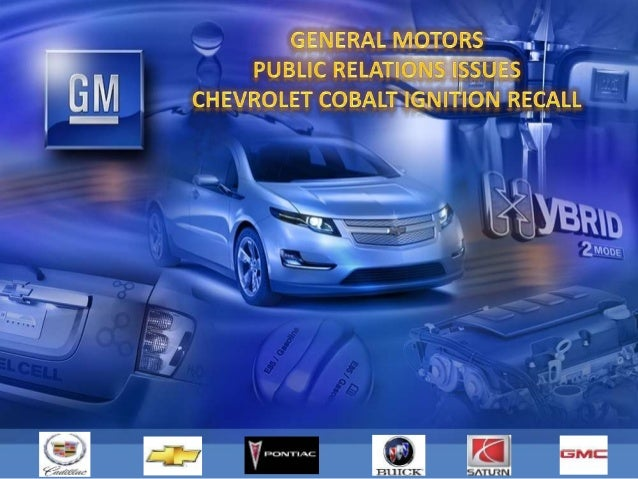 General Motors Presentation 100% complete