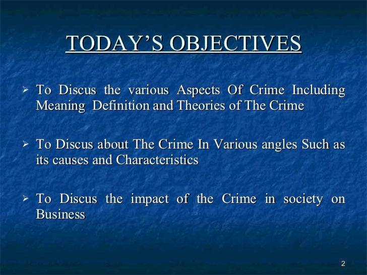 describe the six different theories of criminality Psychological/ trait theories of crime chapter 6 or distribute  • describe how psychoanalysis applies to criminal behavior • list and describe the three.
