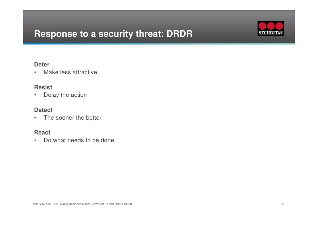 Security company business plan 2009 1040