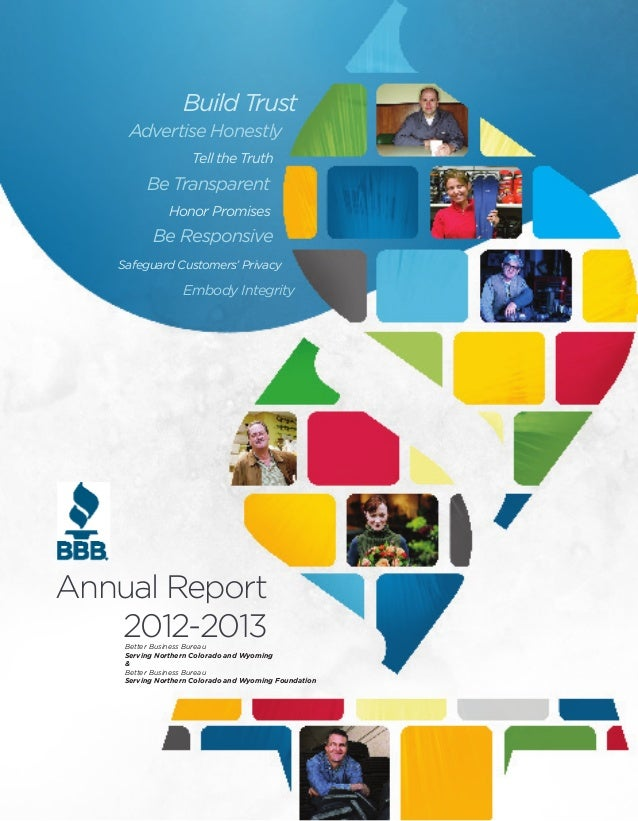 Bbb 2013 Annual Report