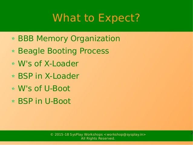 BeagleBone Black Bootloaders Slide 2