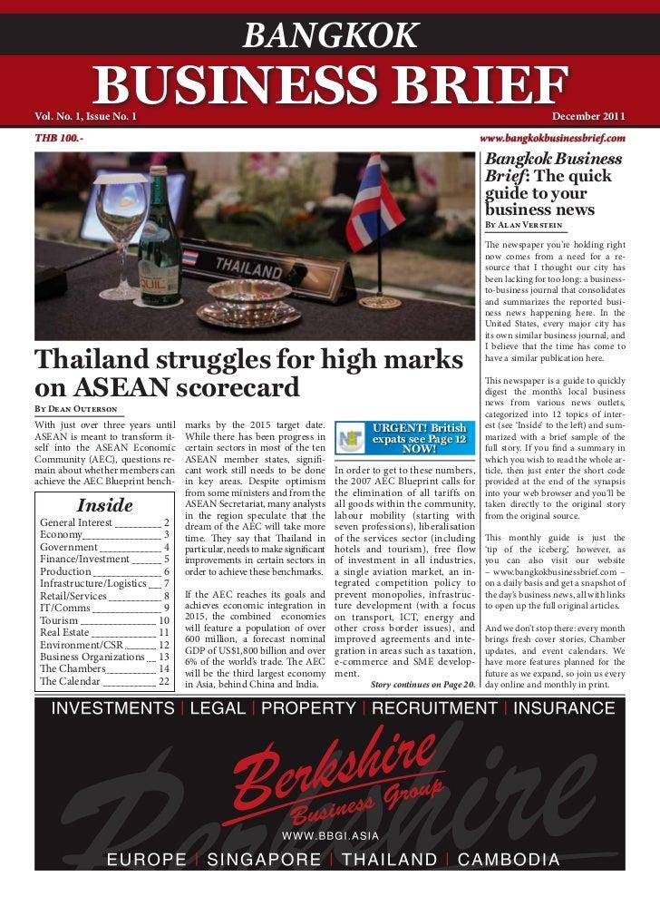 www.bangkokbusinessbrief.com                                                  BANGKOK                                     ...
