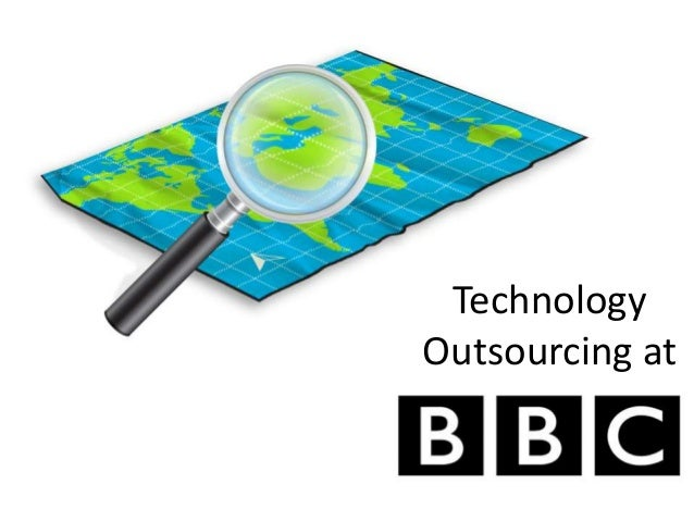 Technology Outsourcing at
