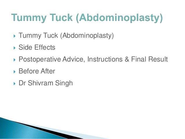 Know more about Tummy Tuck (Birmingham, UK)