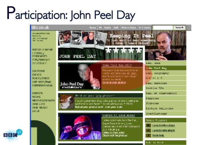 BBC2.0: The BBC's 15 Web Principles Slide 19