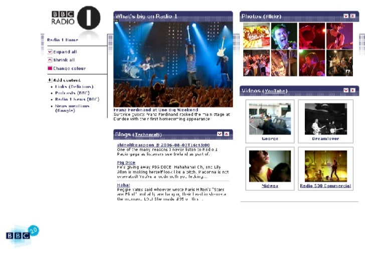 BBC2.0: The BBC's 15 Web Principles Slide 44