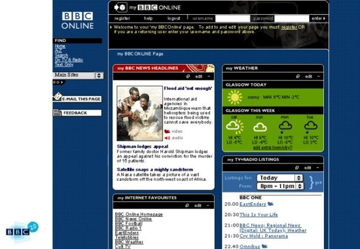 BBC2.0: The BBC's 15 Web Principles Slide 46