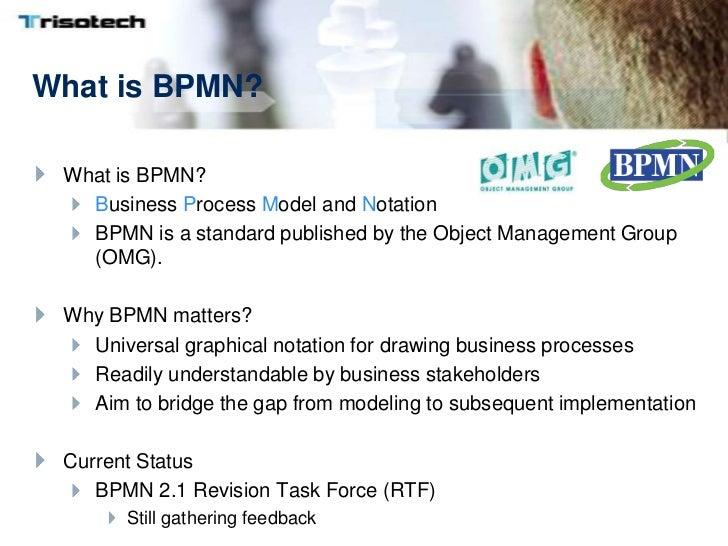 business process modeland notation 15 what is bpmn - Bpmn 20 Standard