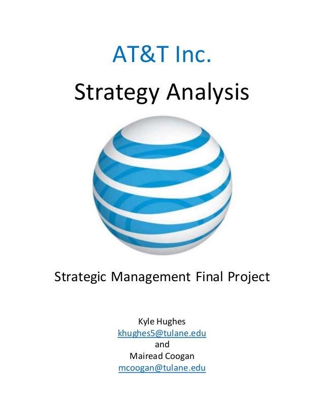 ATT Strategy Analysis