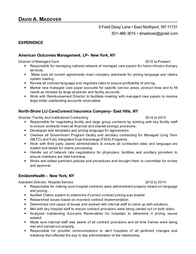 david u0026 39 s resume jr3