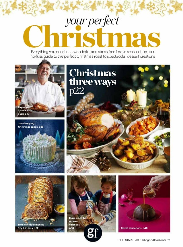 Bbc good food christmas 2017 uk christmas 2017 bbcgoodfood 25 christmas forumfinder Images